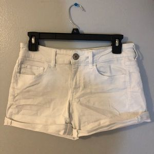 White American Eagle Denim Shorts